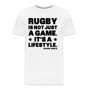 Not Just a Game - Men's Premium T-Shirt