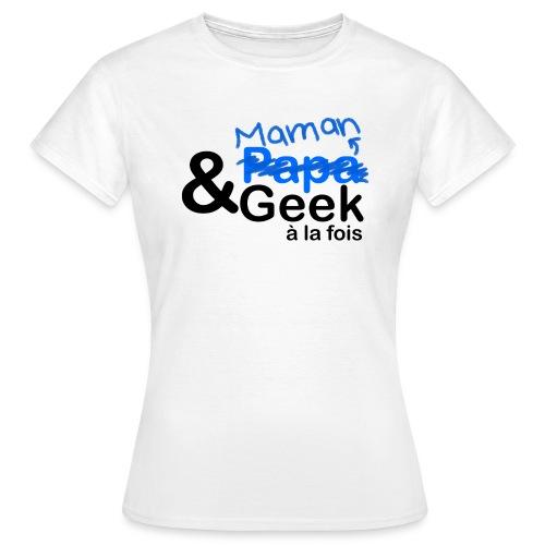 Spécial Maman  - T-shirt Femme