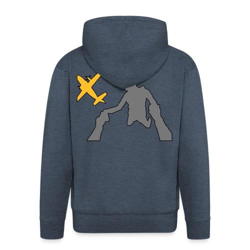 veste capuche homme 2013 - exit - Veste à capuche Premium Homme