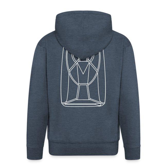 veste capuche homme 2013 - S-H