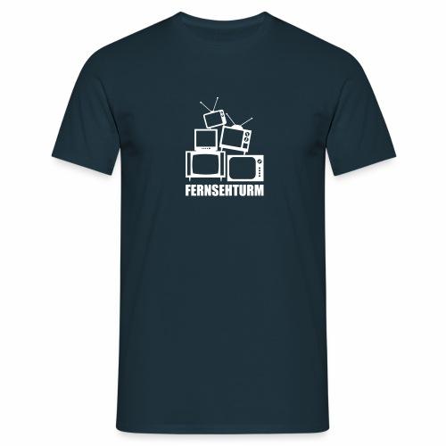 Fernsehturm, Kerl - Männer T-Shirt