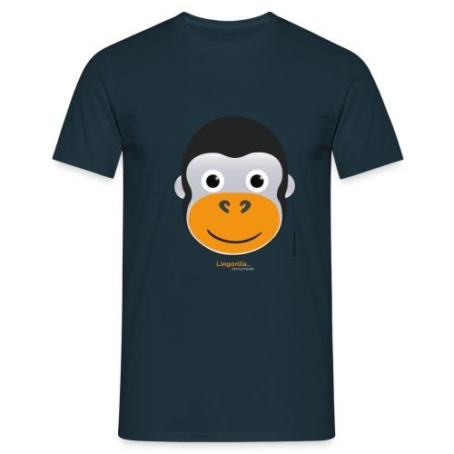 Lingorilla Head Logo (2013) - o - Men's T-Shirt