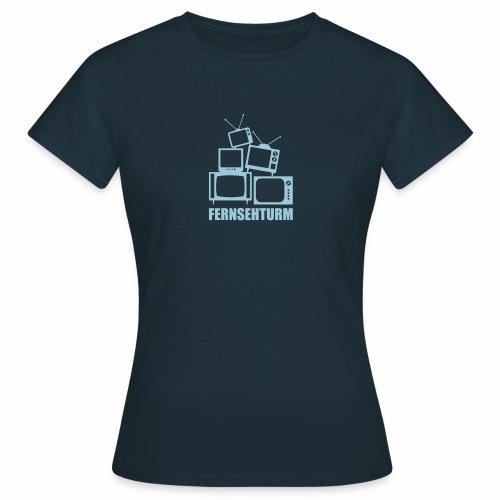 Fernsehturm, Lady - Frauen T-Shirt