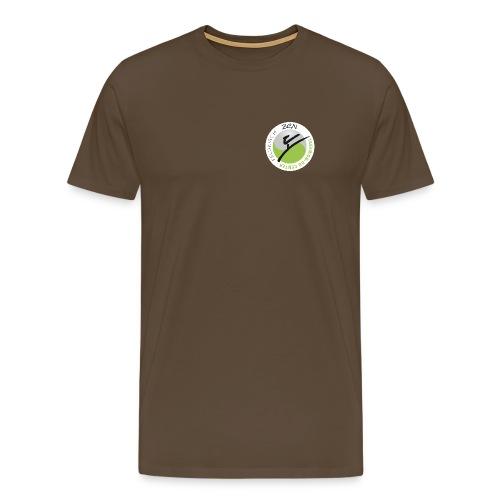 Männer Premium T-Shirt, Motiv vorne - Männer Premium T-Shirt