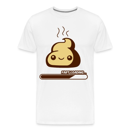 Fart Loading... - Men - Männer Premium T-Shirt