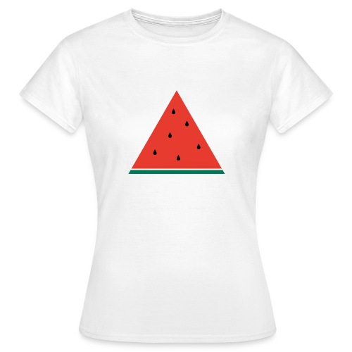 ▲Melone▲ - Frauen T-Shirt