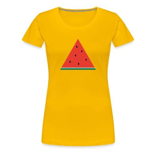 ▲Melone▲ - Frauen Premium T-Shirt