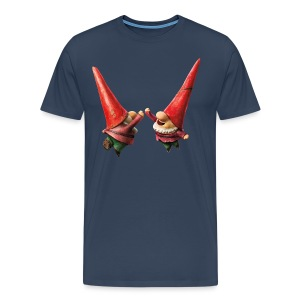 Goon Adult Men's T-Shirt from Gnomeo and Juliet the Movie - Men's Premium T-Shirt