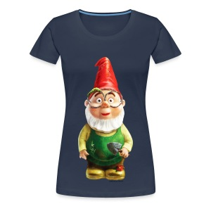 Paris Adult Ladies T-Shirt from Gnomeo and Juliet the Movie - Women's Premium T-Shirt