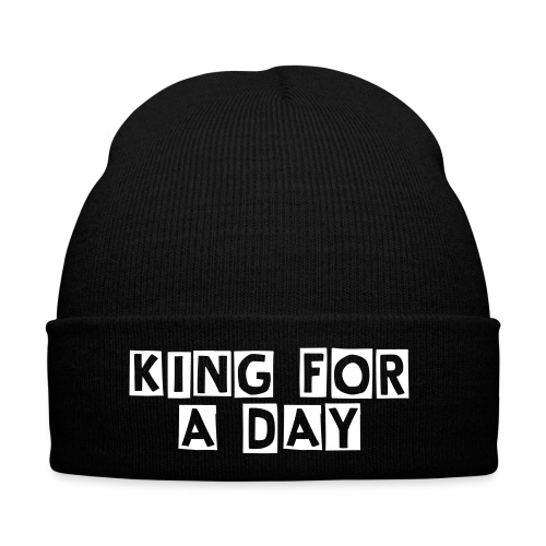 SWS & PTV - King for a day - Winter Hat