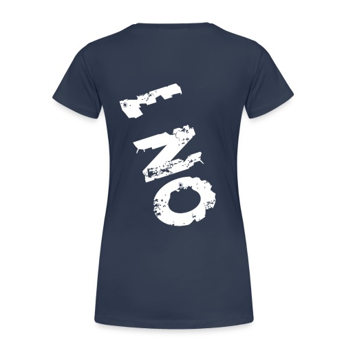 T-shirt, kvinder - Special edition  - Dame premium T-shirt