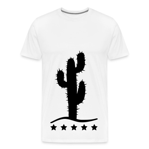 Koszulka Kaktus - Koszulka męska Premium