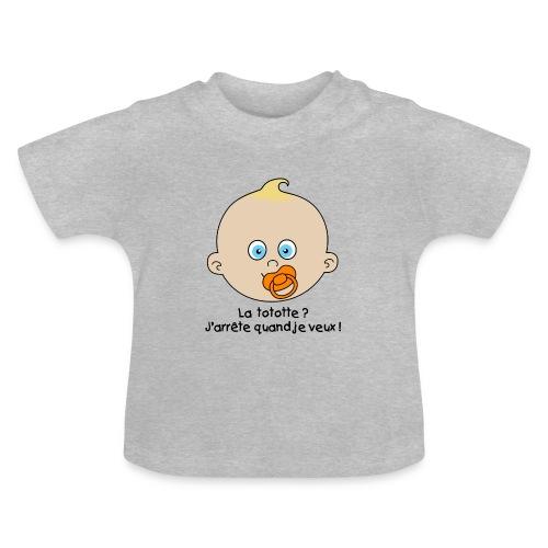 bebe tototte - T-shirt Bébé