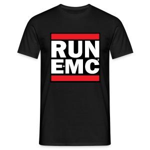 RUN EMC2 - Men's T-Shirt