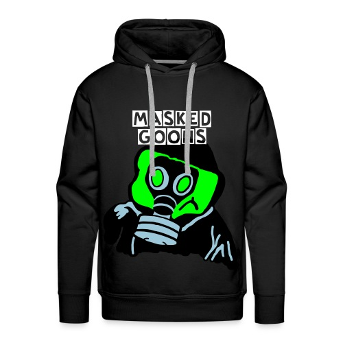 #MASKED GOONS HOOD CLOTHES - Mannen Premium hoodie