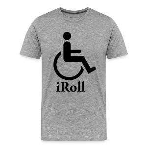 iRoll Guys - Men's Premium T-Shirt