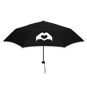Love on umbrella  - Umbrella (small)