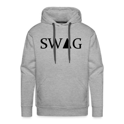 Swag Vest - Mannen Premium hoodie