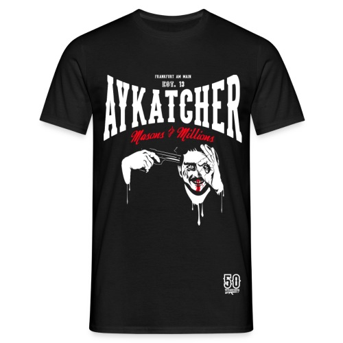 AYKATCHER AUGE - Männer T-Shirt
