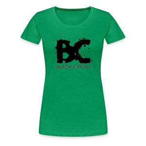BC-Shirt Girls, Logo front black - Frauen Premium T-Shirt