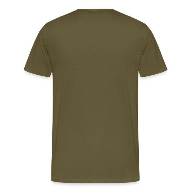 grijze shirt met panter diamand