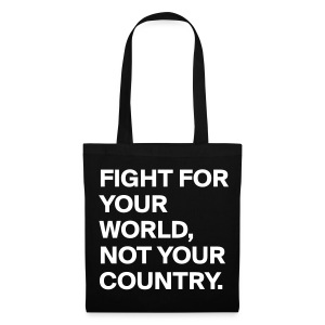 FIGHT / bag - Tote Bag
