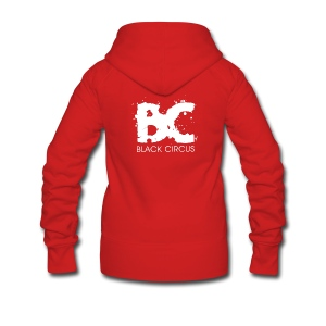 BC- Jacket Girls - Frauen Premium Kapuzenjacke