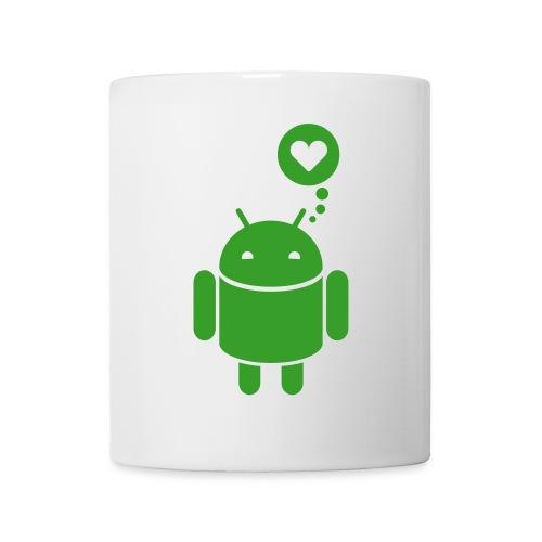 Tasse Android - Mug blanc