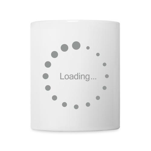 Tasse Loading - Mug blanc