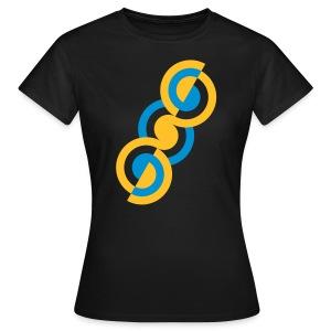 Swedish Orphism (F) - Women's T-Shirt