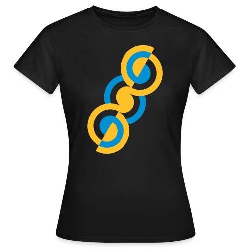 Swedish Orphism (F) - Women's T-Shirt