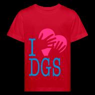 T-Shirts ~ Kinder Bio-T-Shirt ~ Kinder Bio T-Shirt (I love DGS)