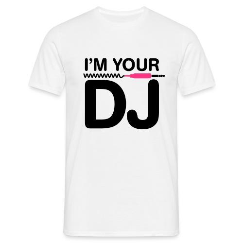 DJ B - T-shirt Homme
