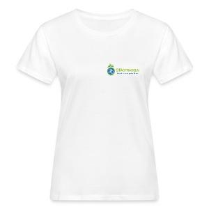 STAdtradeln Damen-T-Shirt - Frauen Bio-T-Shirt