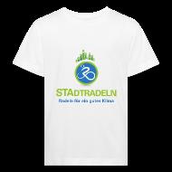 T-Shirts ~ Kinder Bio-T-Shirt ~ STAdtradeln Kinder-T-Shirt