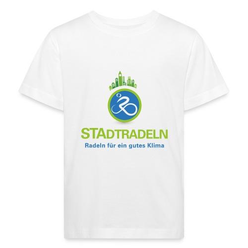 STAdtradeln Kinder-T-Shirt - Kinder Bio-T-Shirt
