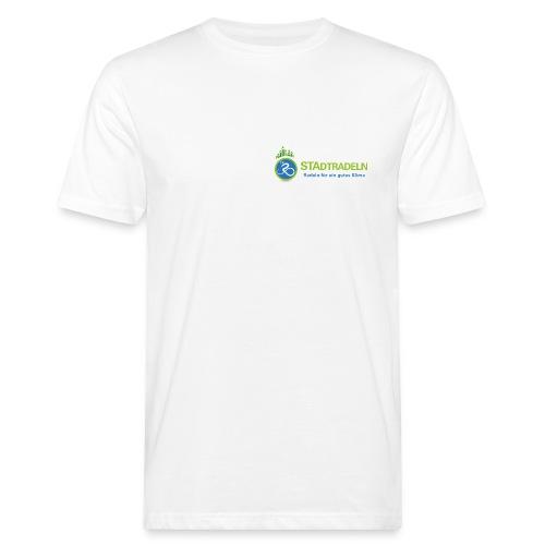 STAdtradeln Herren-T-Shirt - Männer Bio-T-Shirt