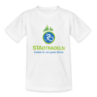 T-Shirts ~ Teenager T-Shirt ~ STAdtradeln Teenager-T-Shirt