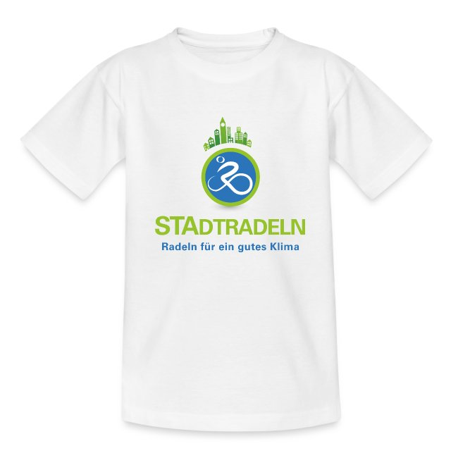 STAdtradeln Teenager-T-Shirt