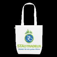 Taschen & Rucksäcke ~ Bio-Stoffbeutel ~ STAdtradeln Stoffbeutel