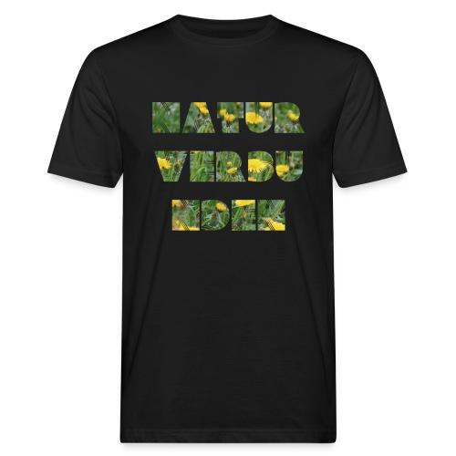 Naturverbundenes Männer Bio-Shirt - Männer Bio-T-Shirt