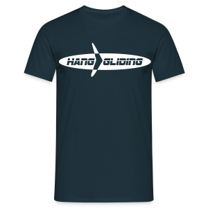 HANGGLIDING - Men's T-Shirt