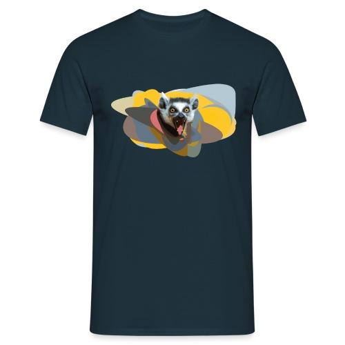 Petit Lémurien - Homme - T-shirt Homme