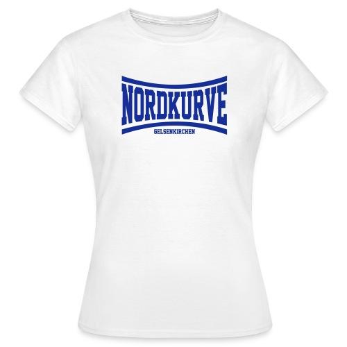 Girlie Nordkurve GE - Frauen T-Shirt