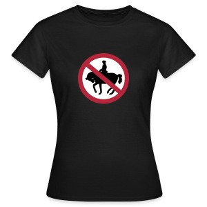 Rollkur - Nein Danke - Frauen T-Shirt
