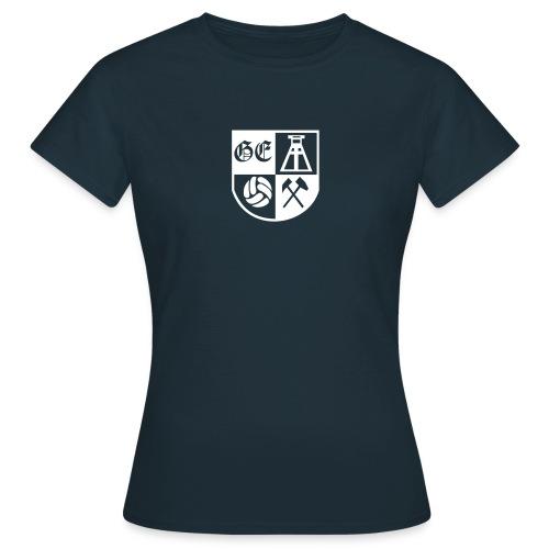 Wappen GE Girlie - Frauen T-Shirt