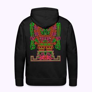 VIRACOCHA 2-side Print Men's Hoodie - Mannen Premium hoodie
