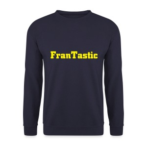 FranTastic Gentleman Sweater navy - Men's Sweatshirt