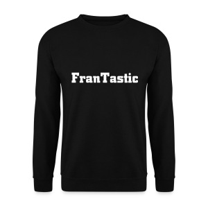 FranTastic Gentleman Sweater black - Men's Sweatshirt