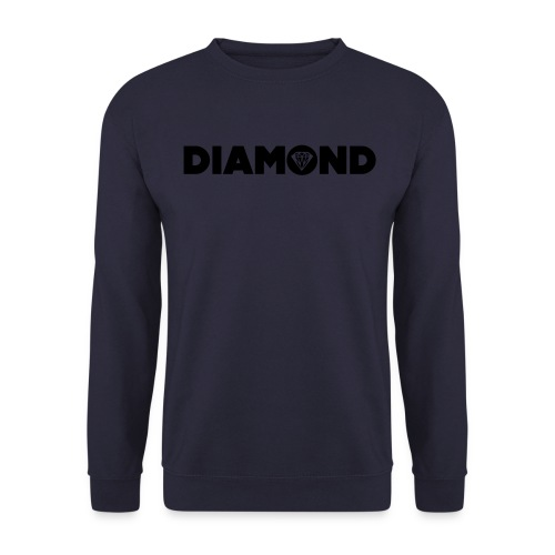 DIAMOND - Men's Sweatshirt